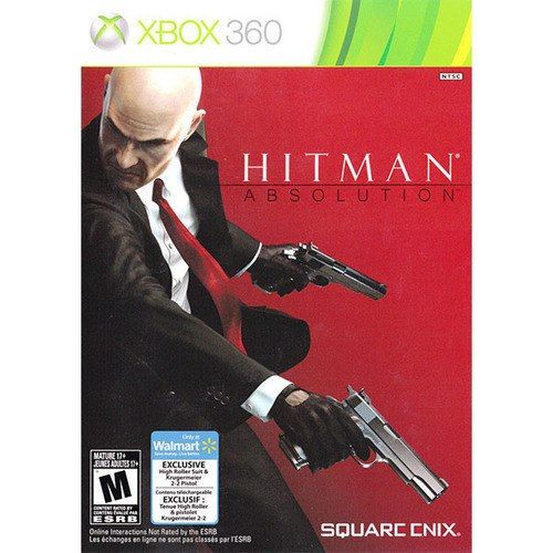 Hitman Absolution - Xbox 360 Seminovo