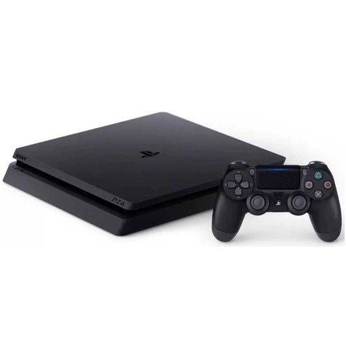 Playstation 4 Slim 1TB Star Wars Battlefront 2 + Controle Sem Fio