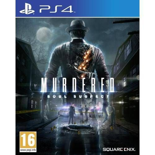Murdered Soul Suspect - PS4 Seminovo