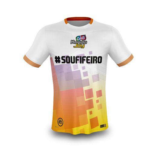 Uniforme Personalizado Fifa 19