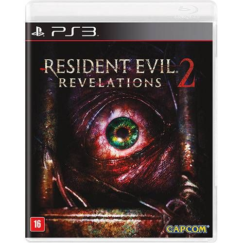 Resident Evil Revelations 2 - PS3 Seminovo