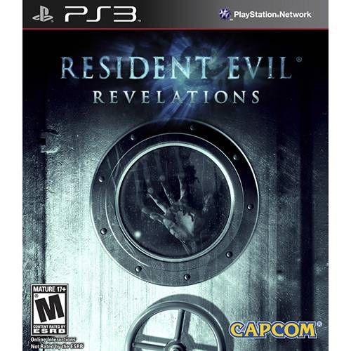 Resident Evil: Revelations - PS3 Seminovo