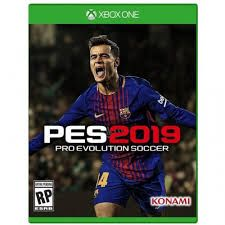 Pro Evolution Soccer (PES) 2019 - Xbox One Pré venda 30/08/2018