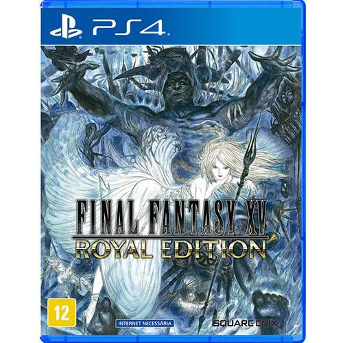 Final Fantasy XV: Royal Edition - PS4 Seminovo