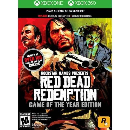Red Dead Redemption: Game of the Year - Xbox One Seminovo