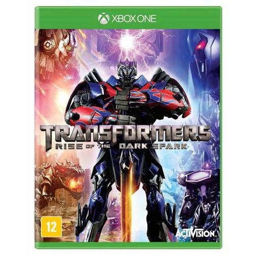 Transformers: Rise Of The Dark Spark Para - Xbox One