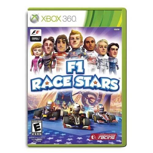 F1 Race Stars - Xbox 360 Seminovo