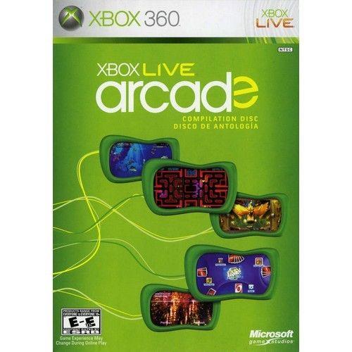 Sega Superstars Tennis / Xbox Live Arcade  - Xbox 360 Seminovo