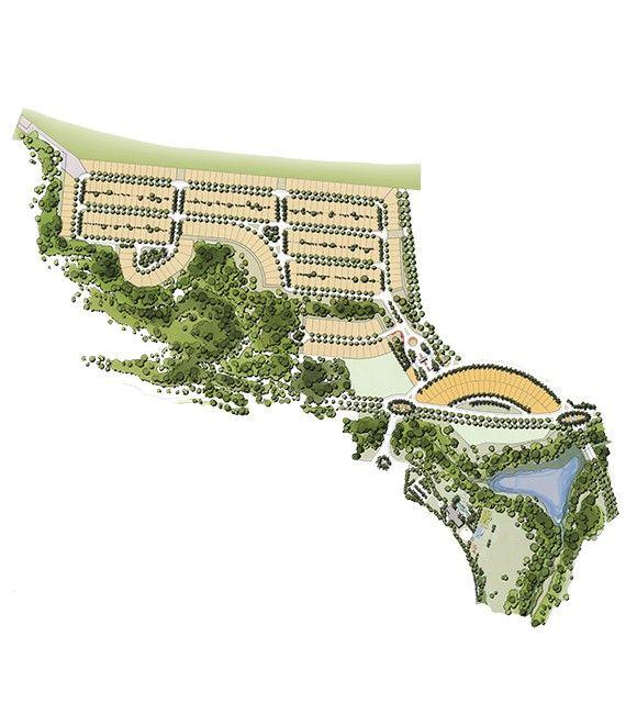 563 - Terreno Condomínio Alphaville Vendido