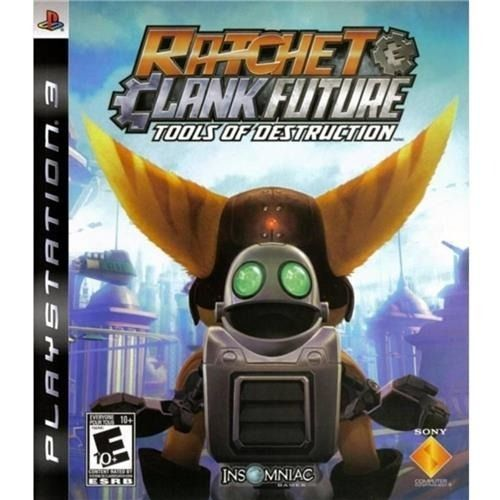 Ratchet & Clank Future Tools Of Destruction PS3 Seminovo