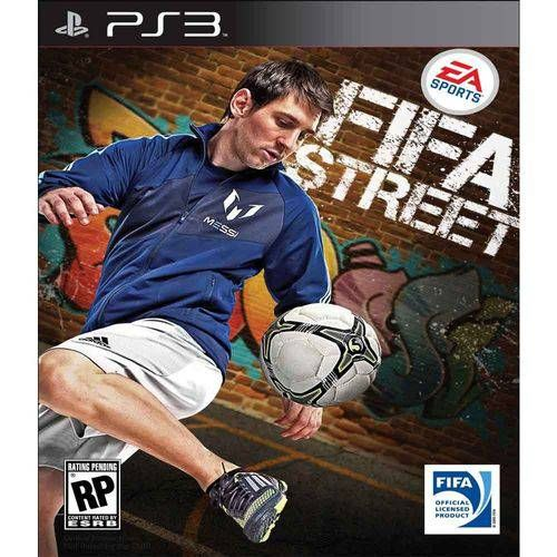 Fifa Street - PS3 Seminovo