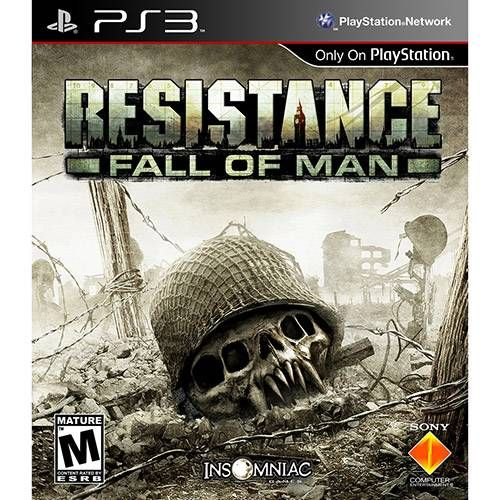 Resistance - Fall of Man - PS3 Seminovo