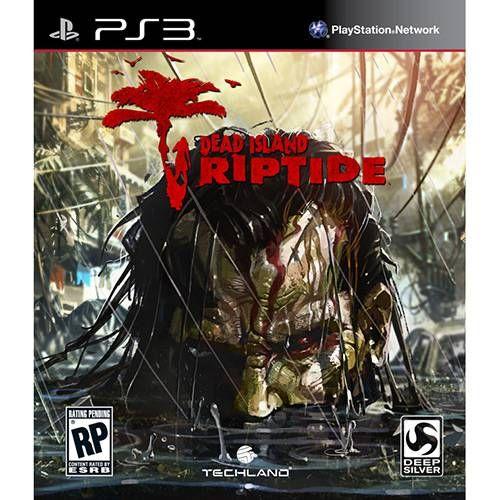Dead Island: Riptide - PS3 Seminovo