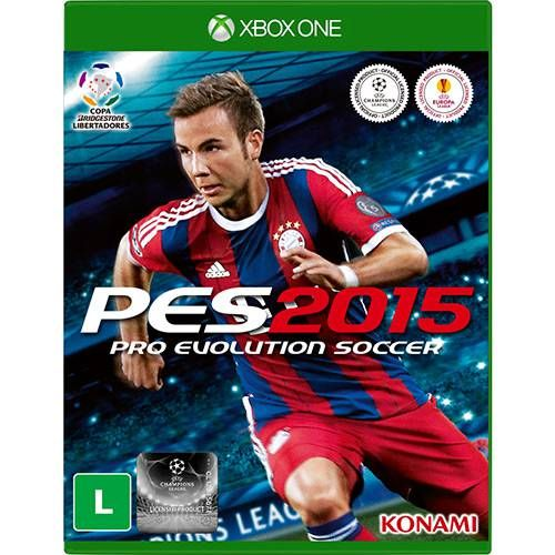 Pro Evolution Soccer 2015 - Xbox One Seminovo