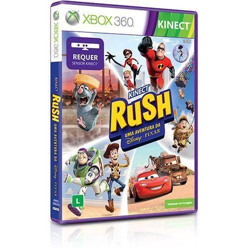 Kinect Rush - Xbox 360 Seminovo