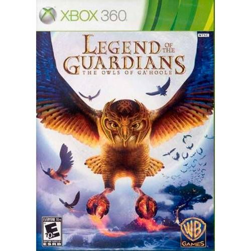 Legend Of The Guardians - Xbox 360 Seminovo