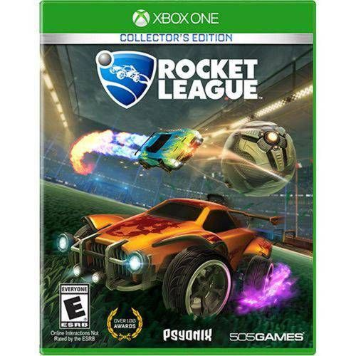 Rocket League - Xbox One Seminovo