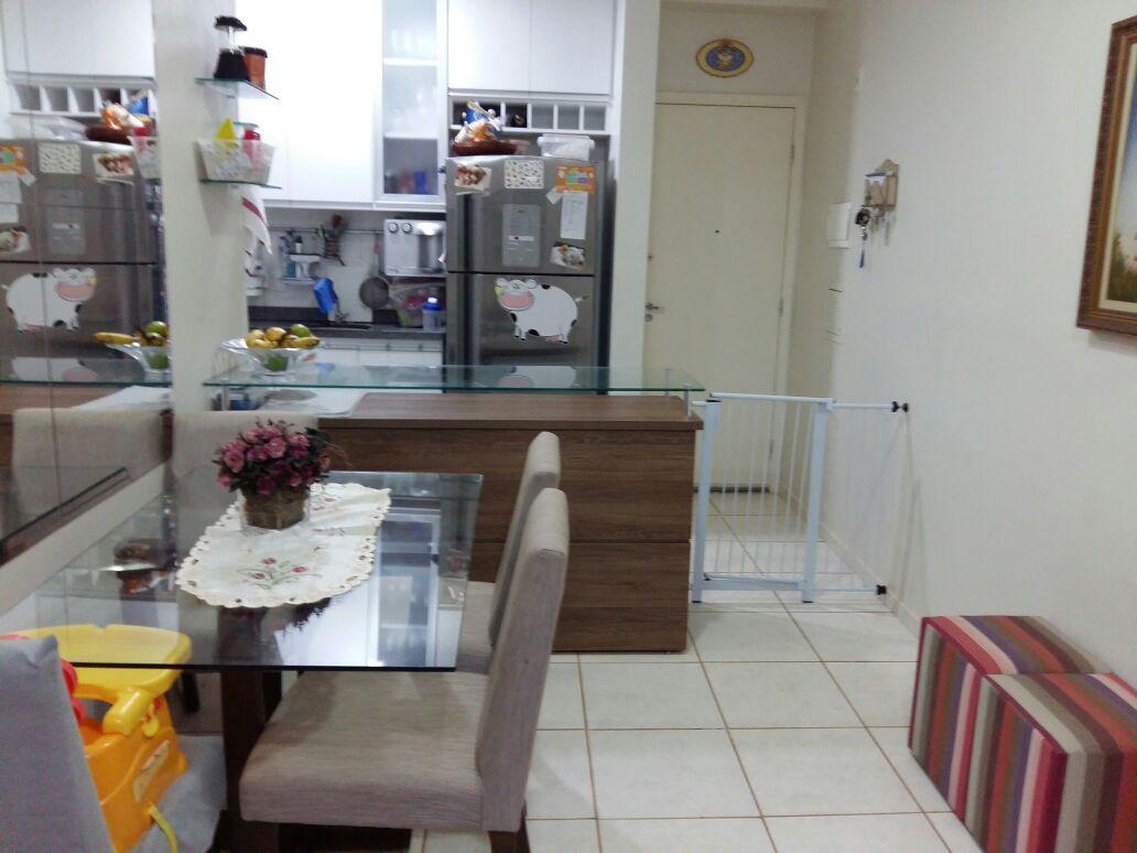 574 - Apto Lagoinha 46 m² Vendido
