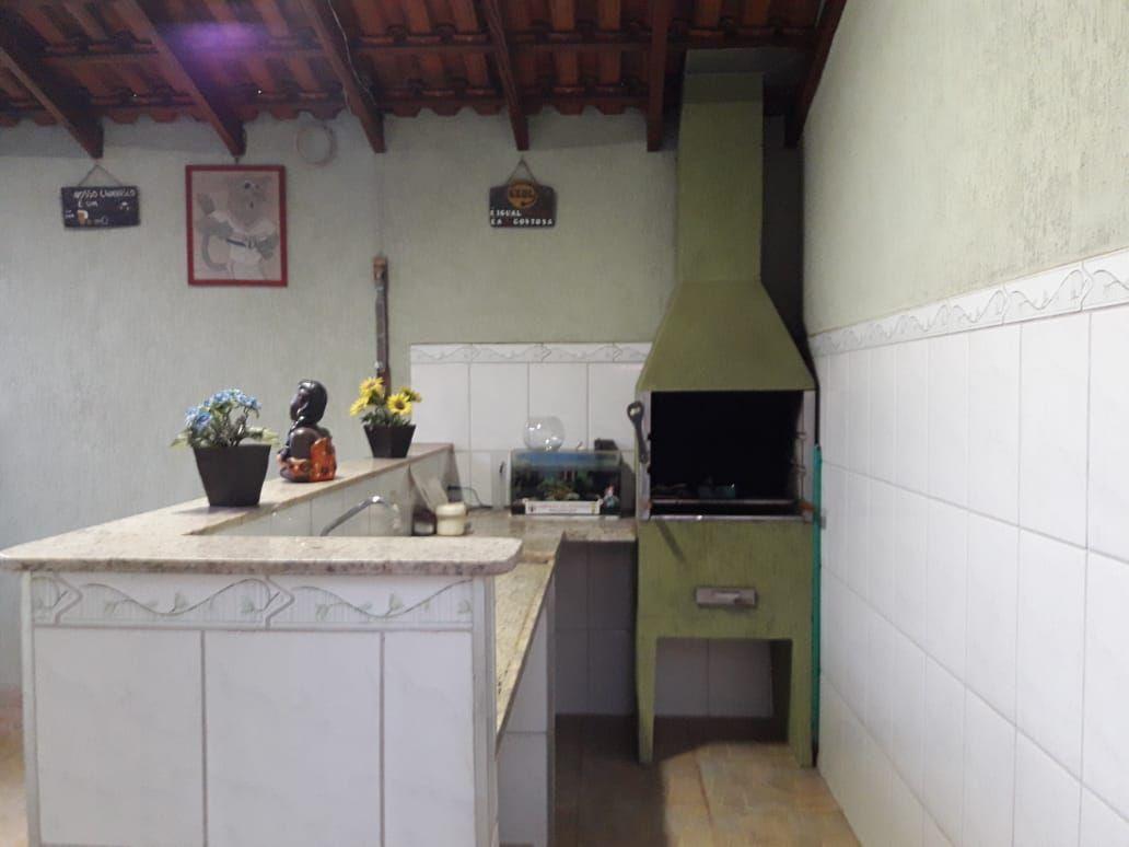 580 - Casa Parque dos Bandeirantes 208 m²