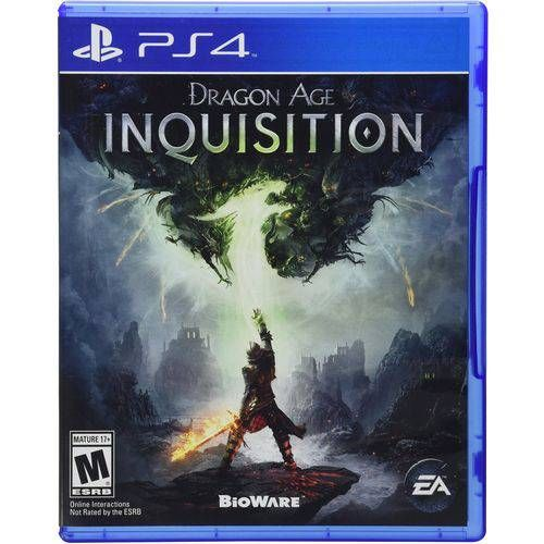 Dragon Age Inquisition - Ps4 Seminovo