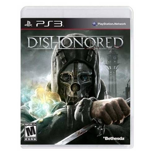 Dishonored - Ps3 Seminovo