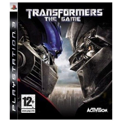 Transformers The Game - Ps3 Seminovo