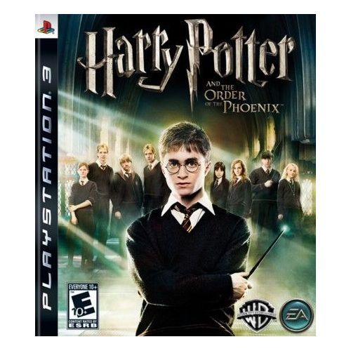 Harry Potter And the Order of the Phoenix - Ps3 Seminovo