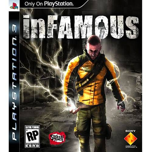 Infamous - Ps3 Seminovo