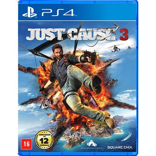 Just Cause 3 - PS4 Seminovo