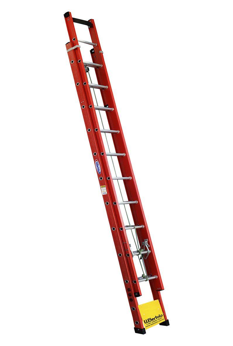 Escada De Alumínio e Fibra Vazada 3,60 X 6,00 Metros - Bertolo EAFV-19