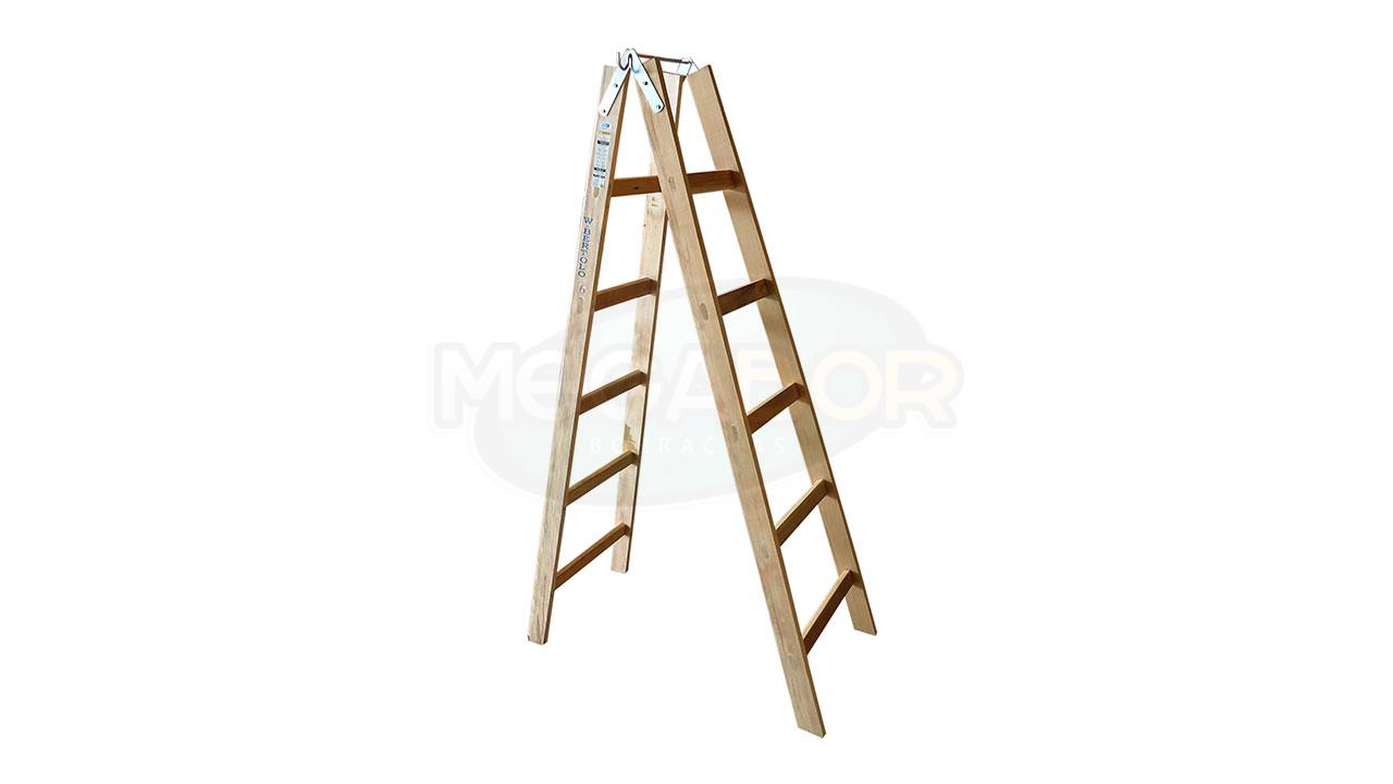 Escada Pintor Madeira 1,70M W-Bertolo