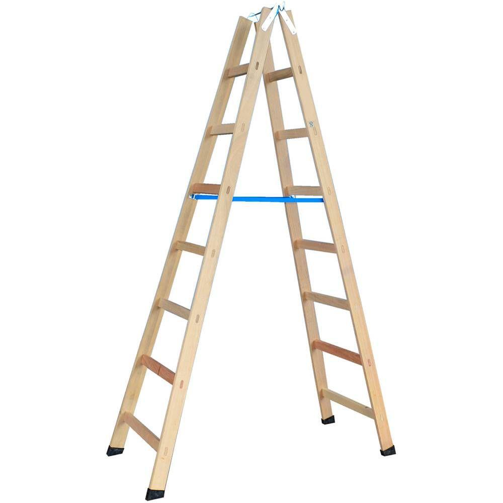 Escada Pintor Madeira 2,30M W-Bertolo