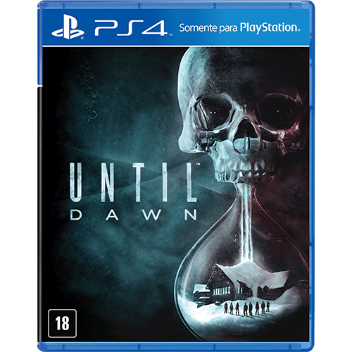 Until Dawn - PS4 Seminovo