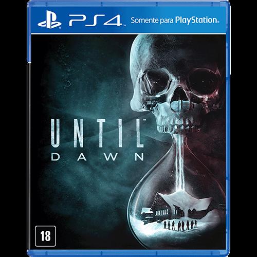 Until Dawn - PS4 Seminovo