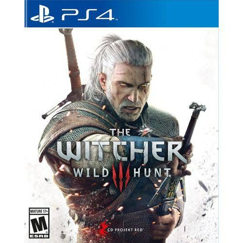 The Witcher 3: Wild Hunt - Ps4 Seminovo