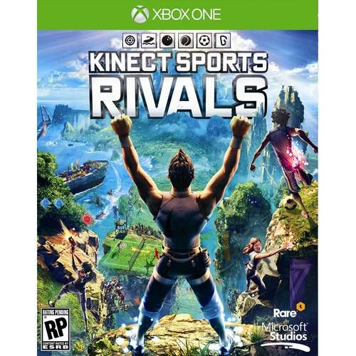 Kinect Sports Rivals - Xbox One Seminovo