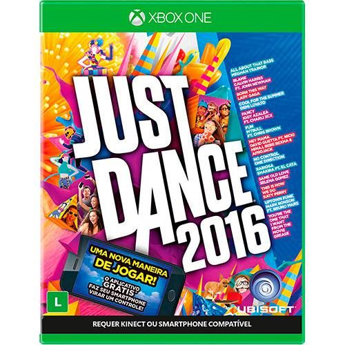 Just Dance 2016 - Xbox One Seminovo