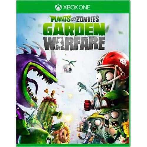Plants Vs Zombies: Garden Warfare - XBOX ONE Seminovo