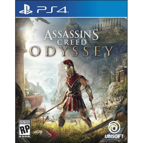 Assassins Creed Odyssey - PS4 Pré Venda 05/10/2018