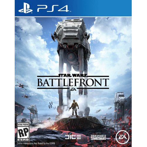 Star Wars: Battlefront - PS4 Seminovo