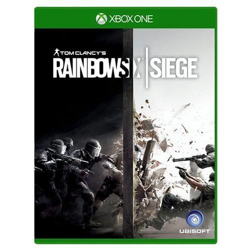 Tom Clancys Rainbow Six: Siege - Xbox One Seminovo