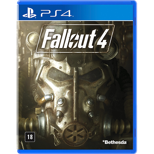 Fallout 4 - Ps4 Seminovo