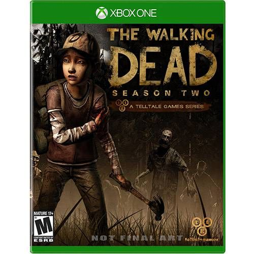 the Walking Dead Season Two - Xbox One Seminovo