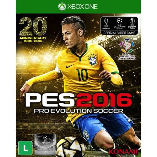 Pro Evolution Soccer 2016 - Xbox One Seminovo