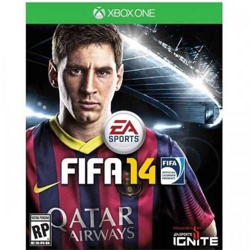 Fifa 14 - Xbox One Seminovo