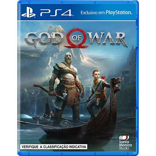 God of War - PS4 Seminovo