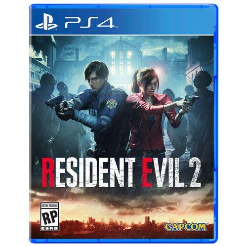 Resident Evil 2 - PS4 Pré Venda 25/01/2019