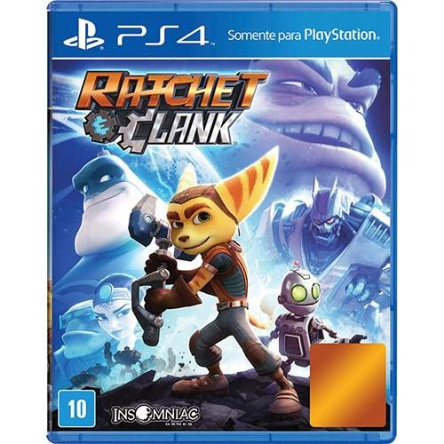 Ratchet And Clank - PS4 Seminovo