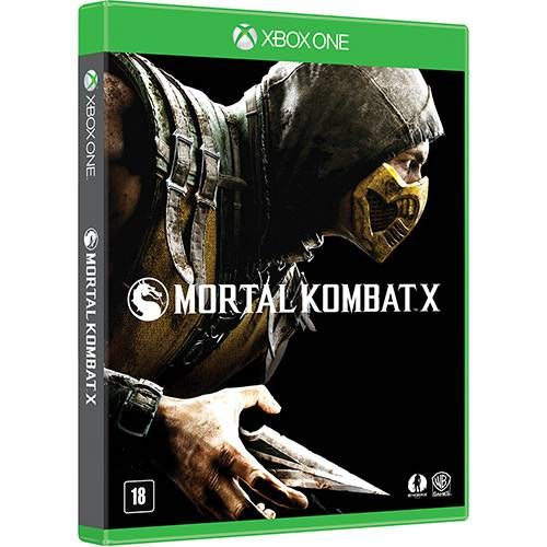 Mortal Kombat X - Xbox One Seminovo