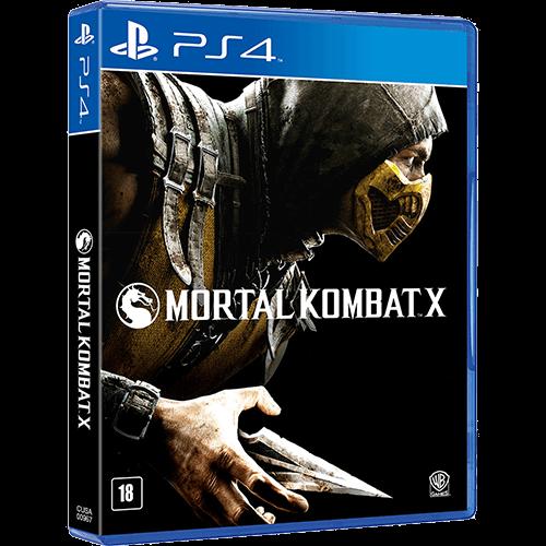Mortal Kombat X - PS4 Seminovo